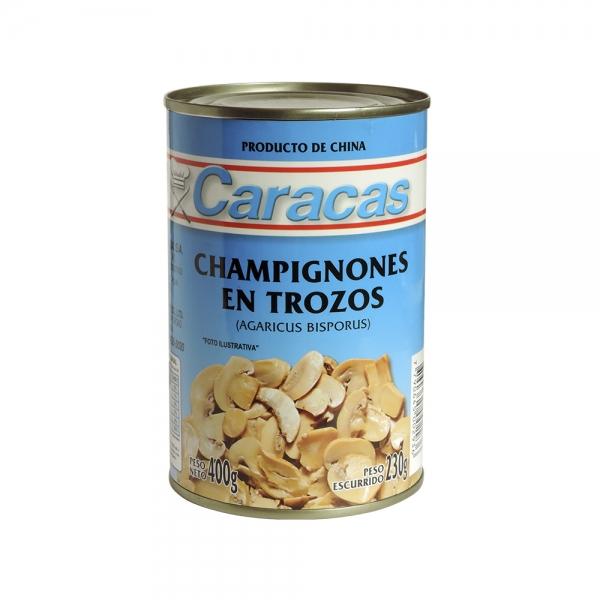 Champignones Trozos - Caracas