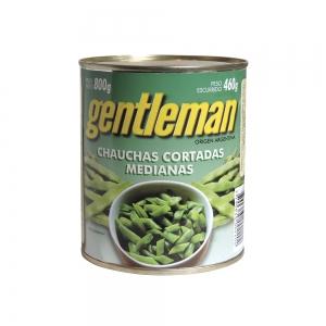Chauchas Cortadas - Gentleman