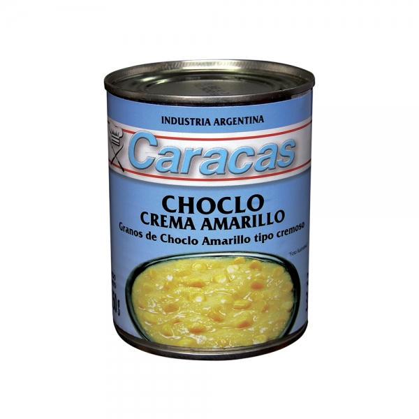 Choclo Cremoso Amarillo - Caracas