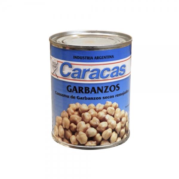 Garbanzos Remojados - Caracas