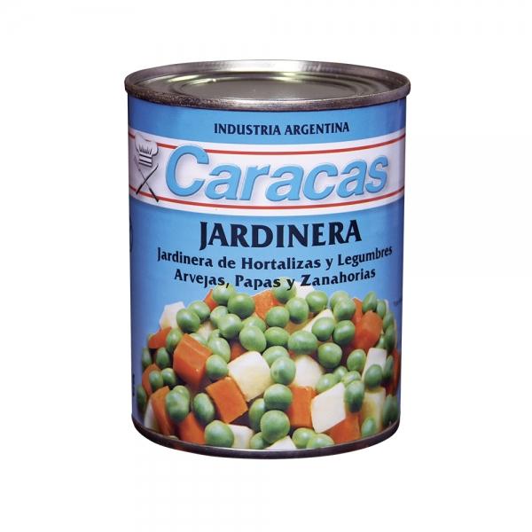Jardinera de Hortalizas y Legumbres - Caracas