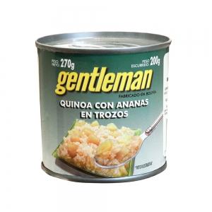 Quínoa con Ananá - Gentleman