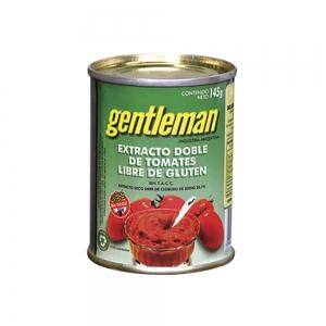 Extracto Doble de Tomate - Gentleman