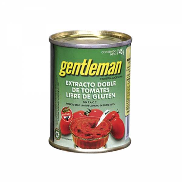 Extracto Doble de Tomate - Gentleman